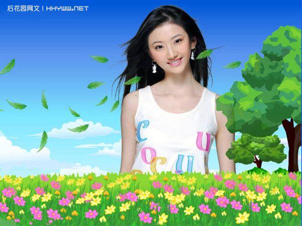 中国第一美女 景甜写真集