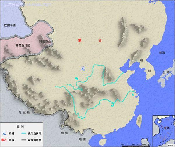 中国高清地图清晰版
